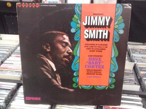 lp - jimmy smith - dave  baby  cortez - imp