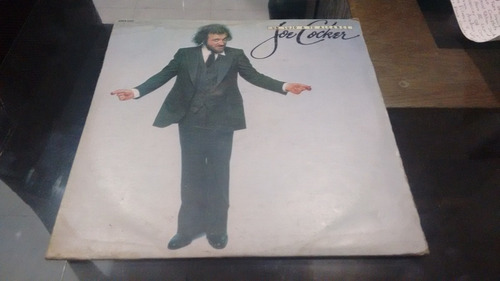 lp joe cocker un lujo a tu alcance formato acetato,long play