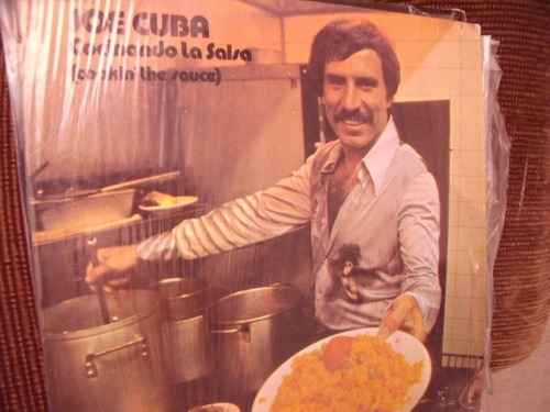 lp joe cuba, cocinando la salsa
