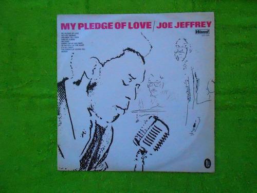 lp joe jeffrey- my fredge of love