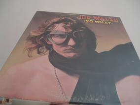 Lp Joe Walsh So What (imp) (james Gang) - Música no Mercado Livre Brasil