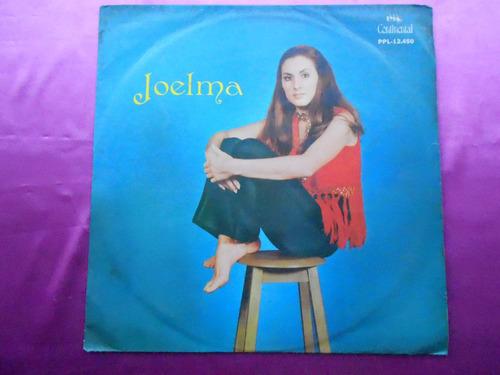 lp joelma p/1970- joelma -jovem guarda