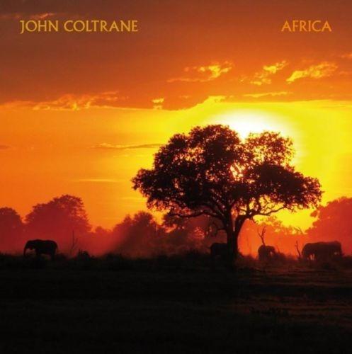lp john coltrane africa vinil lacrado 180g frete grátis imp
