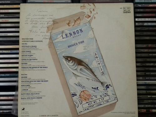 lp john lennon - plastic ono band the best novo