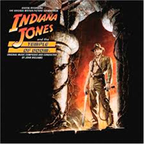 lp john williams - indiana jones and the temple of