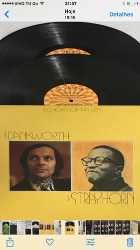 lp johnny dankworth, billy strayhorn,imp.us,clube jazz