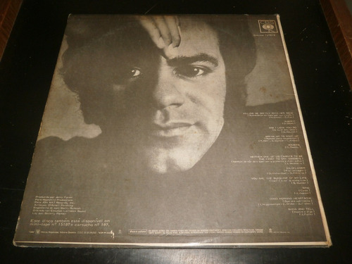 lp johnny mathis - killing me softly with her song, ano 1973