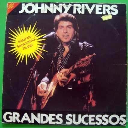 lp johnny rivers - grandes sucessos