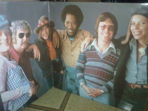 lp - joni mitchell - miles of aisles - alemão - 1974 - raro