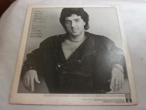 lp josé augusto - passo a passo, disco de vinil, ano 1985