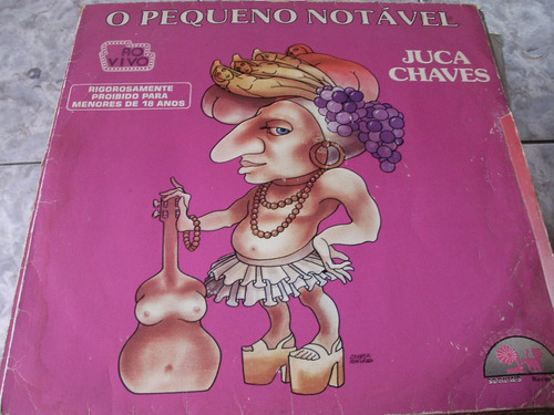 lp juca chaves, o pequeno notável