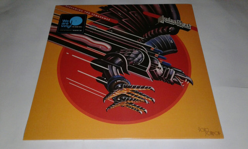 lp judas priest screaming for vengeance vinil 180g