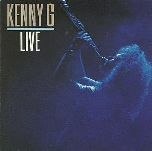lp kenny g live album duplo arista