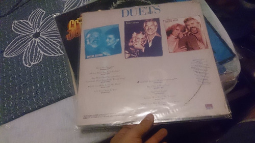 lp kenny rogers duets