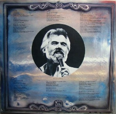lp  kenny rogers  twenty greatest hits