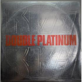Lp Kiss Double Platinum - 1978