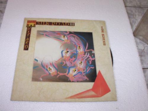 lp kitaro - silk road iii - tun huang - 1987