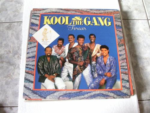 lp kool the gang forever + encarte