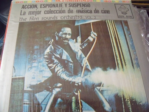 lp la mejor coleccion de musica de cine, the film sounds