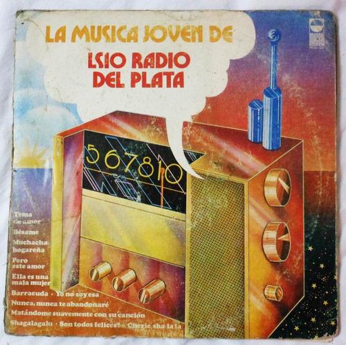 lp: la música joven de ls10 radio del plata