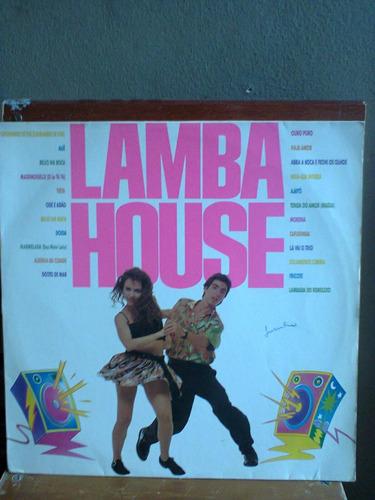 lp lambahouse 1990 para dançar e professores de aeróbica
