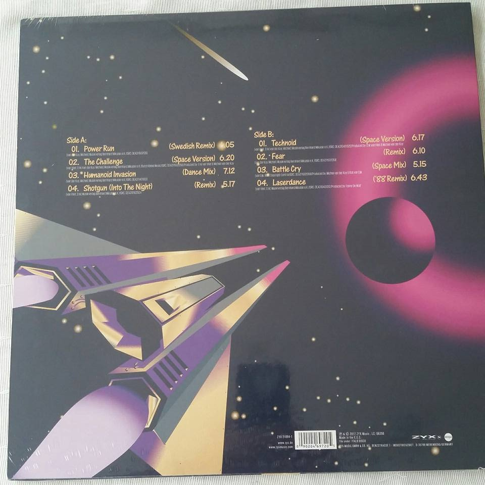 Lp laserdance greatest hits remixes italo synth 80s Best 80s house remixes