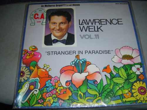 lp lawrence welk e orquestra - stranger in paradise