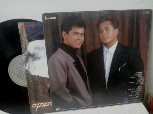 lp leandro e leonardo 1991 c/ encarte