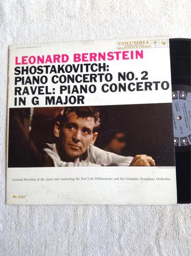 lp leonard bernstein