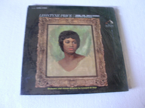 lp leontyne price - swing low,sweet chariot-made in usa