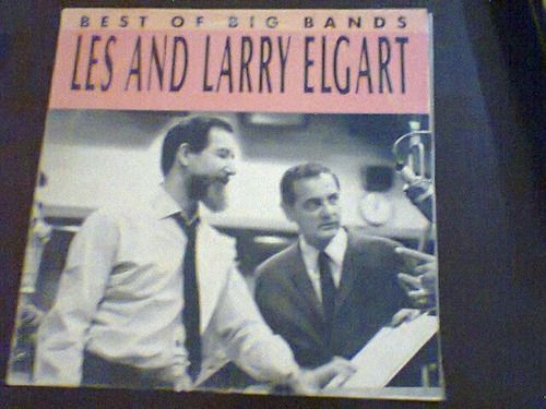 lp les and larry elgart - best of big bands