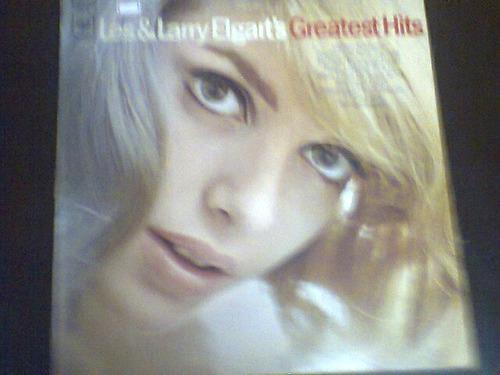 lp les & larry elgart's - greatest hits