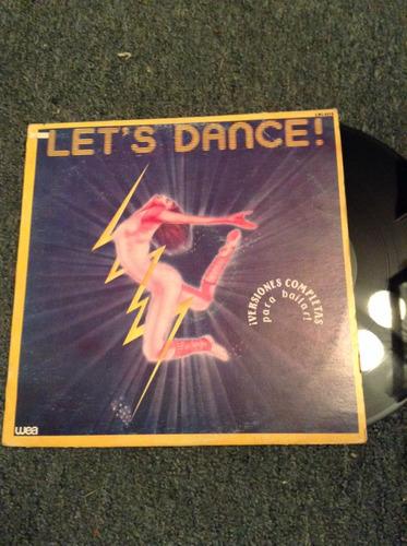 lp let's dance