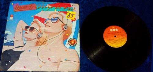 lp llena tu cabeza de rock 85 - 1985  vinilo