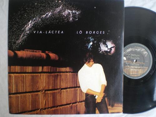 lp - lo borges / via lactea / emi / 1979