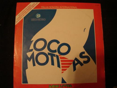 lp locomotivas internacional novela 1977 somlivre