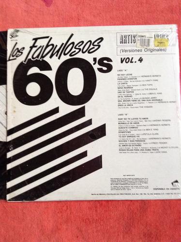 lp los fabulosos 60 ' s  vol . 4