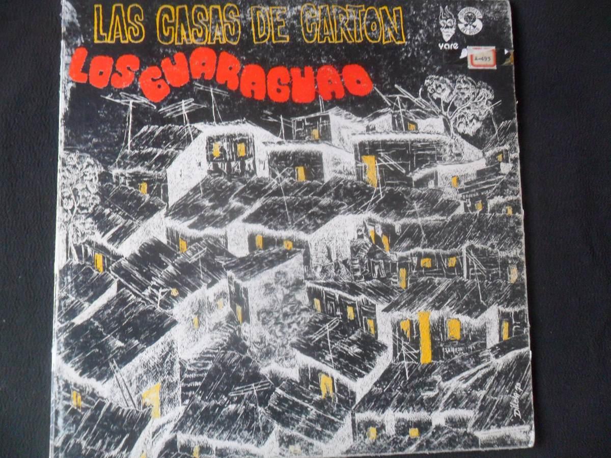 casa de carton los guaraguao