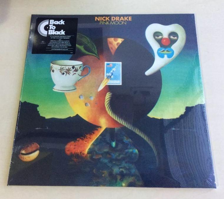 Lp Lou Reed Transformer / Nick Drake Pink Moon