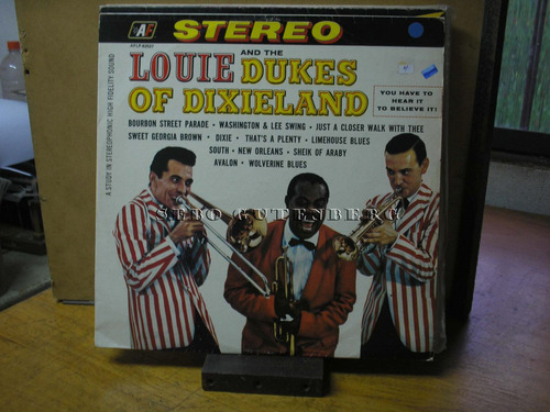 lp louie and the dukes of dixieland