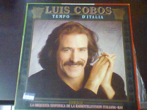 lp luis cobos - tempo d'italia.