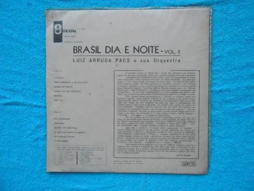 lp luiz arruda paes p/1966- brasil dia e noite