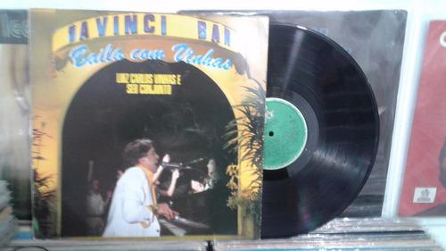 lp - luiz carlos vinhas / baila com vinhas / polyfar / 1982