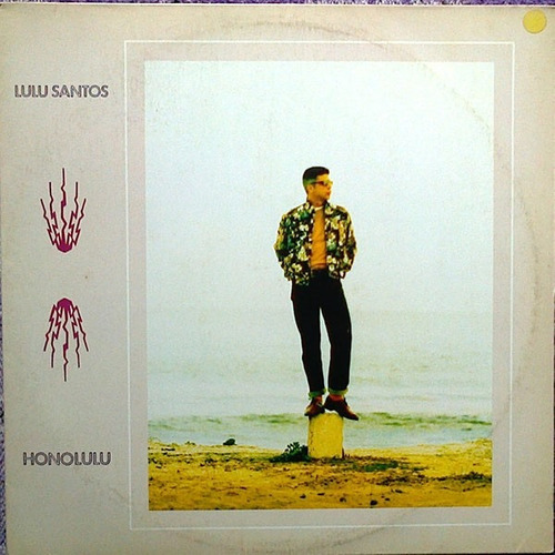 lp lulu santos - honolulu (1990)