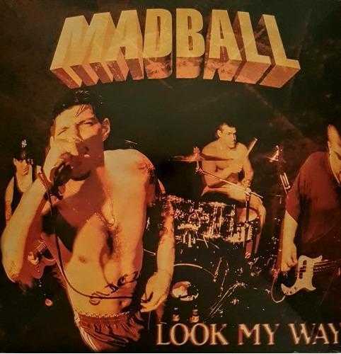 lp madball - look my way - importado germany lacrado
