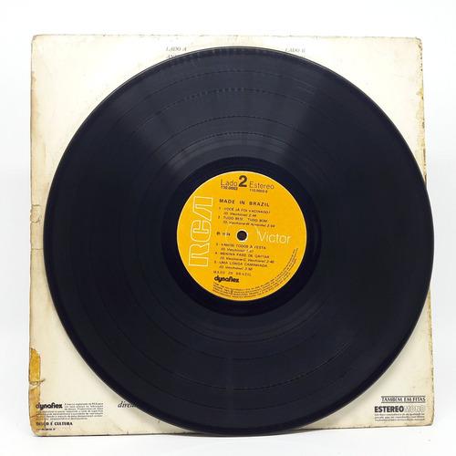 lp made in brazil anjo da guarda banana 1974 disco de vinil