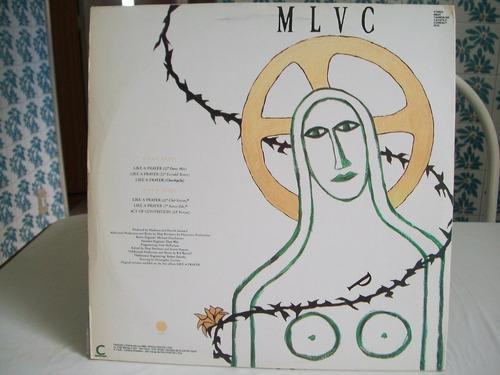 lp. madonna like a prayer  remix 1989 .