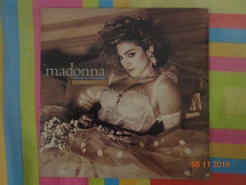lp madonna - like a virgin (1984)