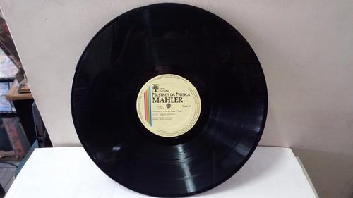 lp mahler mestres da música 1983 ja