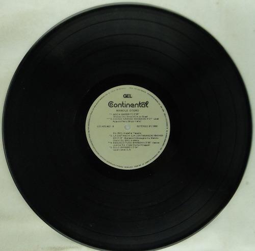 lp manolo otelo - 1990 -  me004